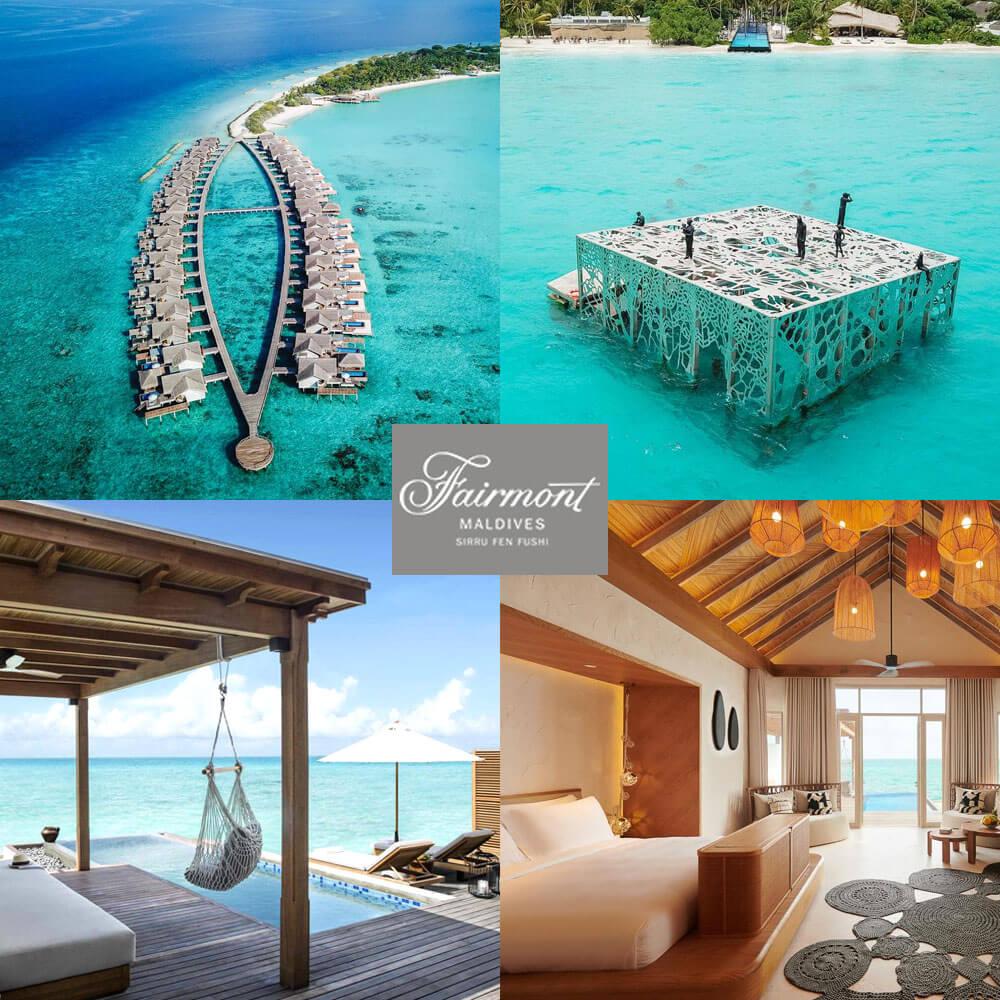 費爾蒙馬爾代夫希魯芬芙希酒店 Fairmont Maldives Sirru Fen Fushi