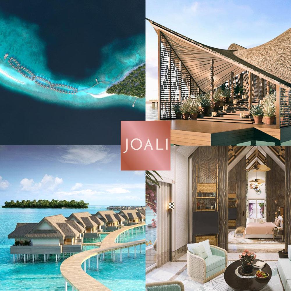 馬爾代夫喬阿利酒店 JOALI Maldives
