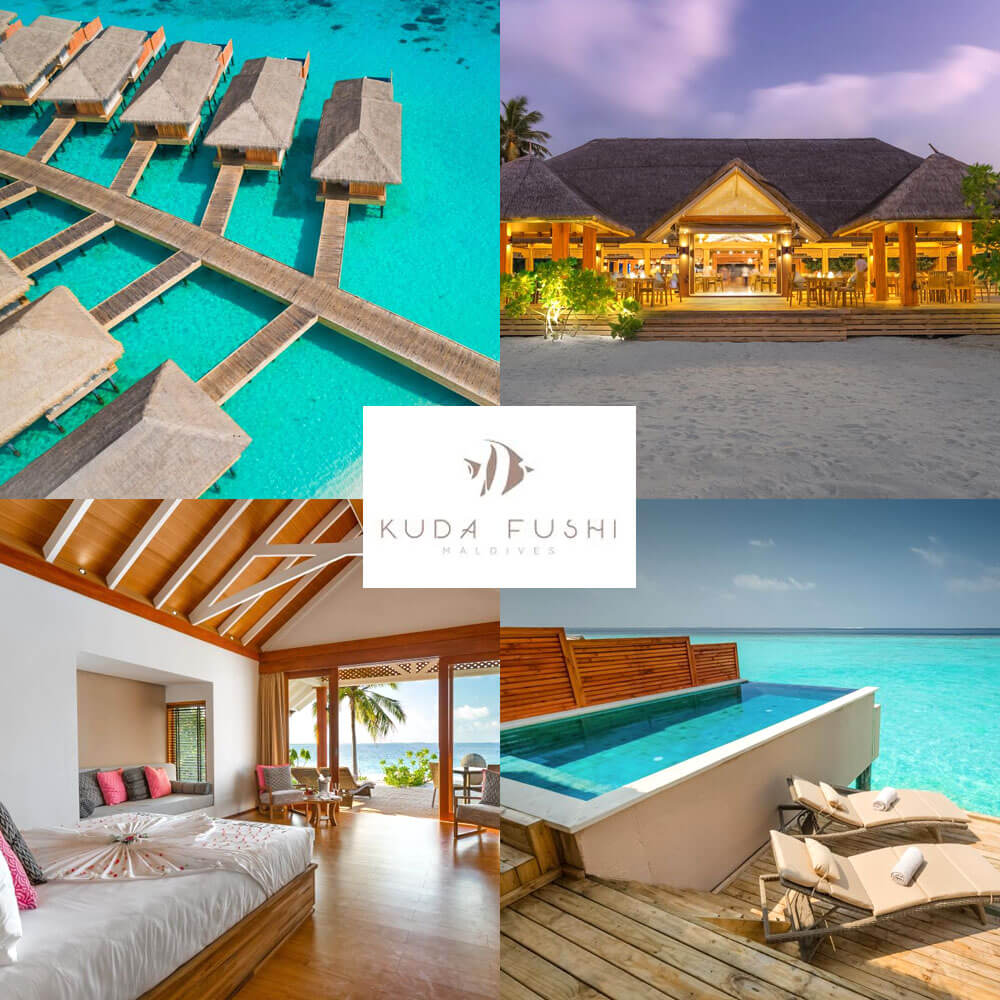 庫達福施SPA度假酒店 Kudafushi Resort & Spa
