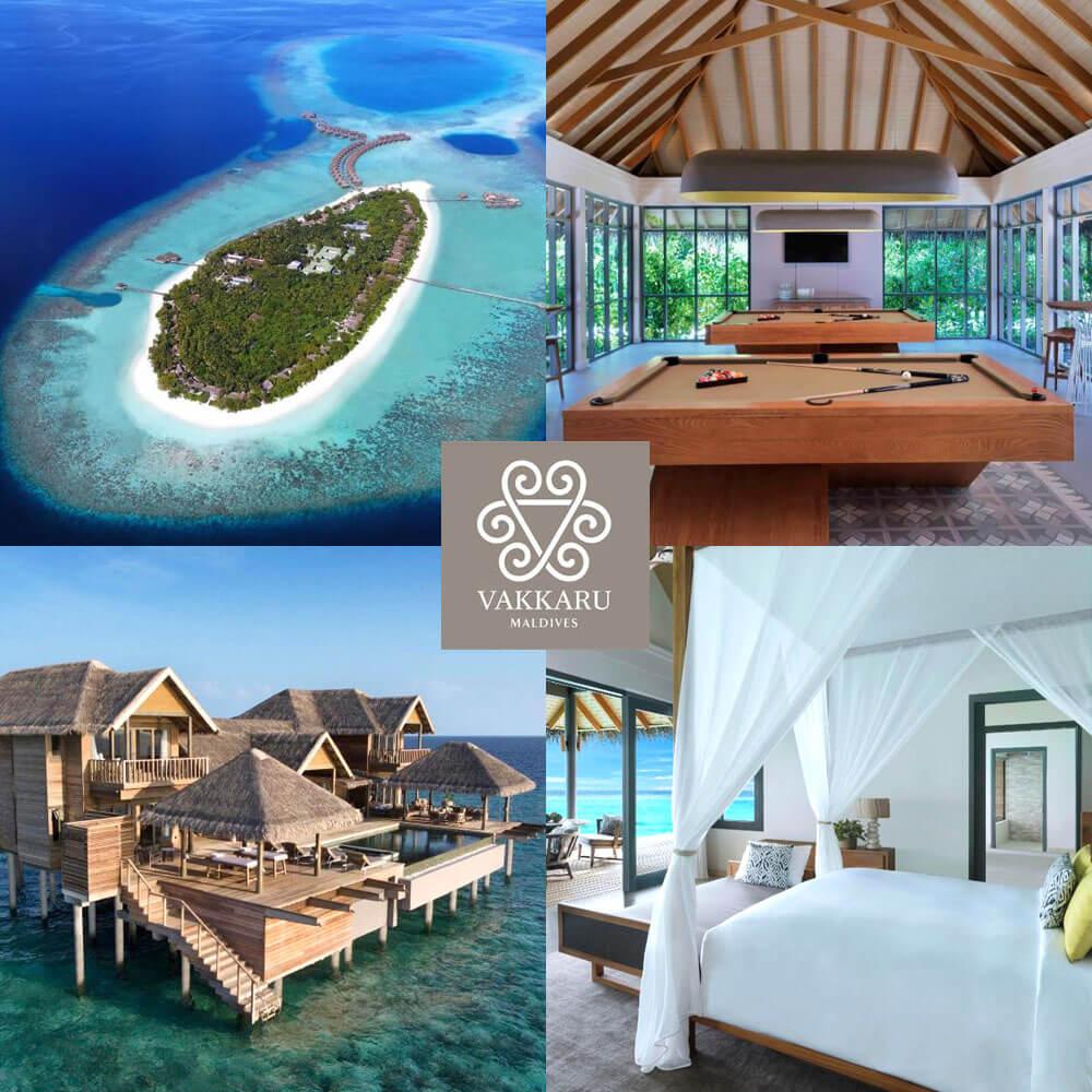 馬爾代夫瓦卡魯酒店 Vakkaru Maldives