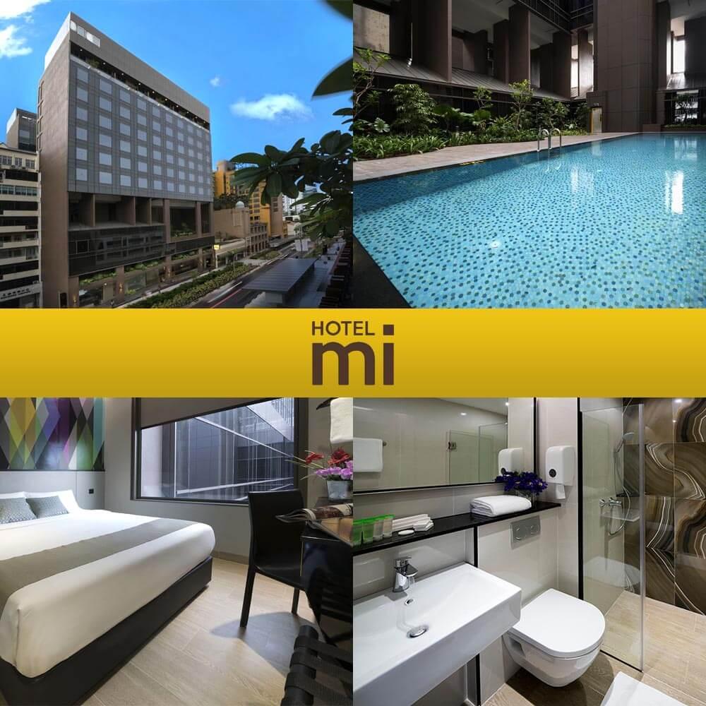 Mi酒店 Hotel Mi
