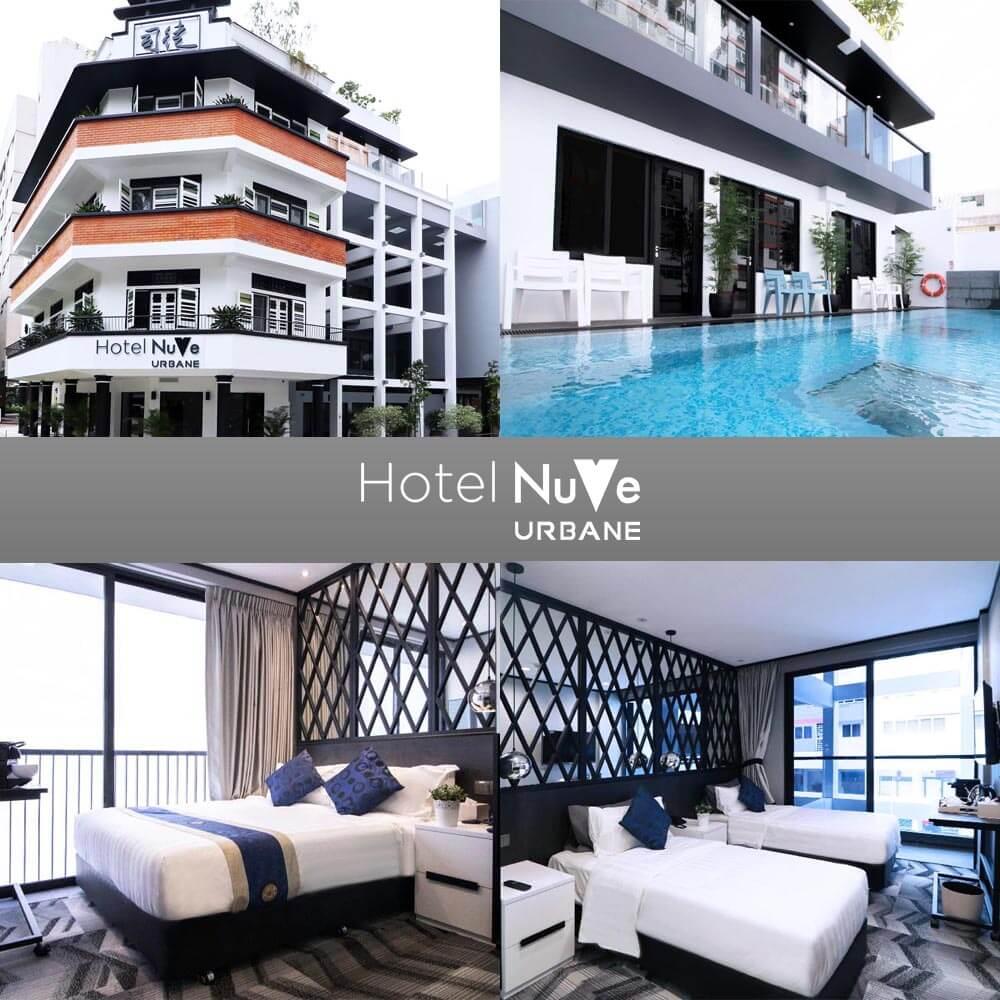 城市努威酒店 Hotel NuVe Urbane