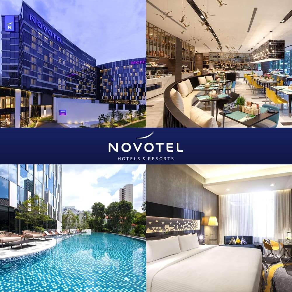 諾富特新加坡史蒂文斯酒店 Novotel Singapore On Stevens