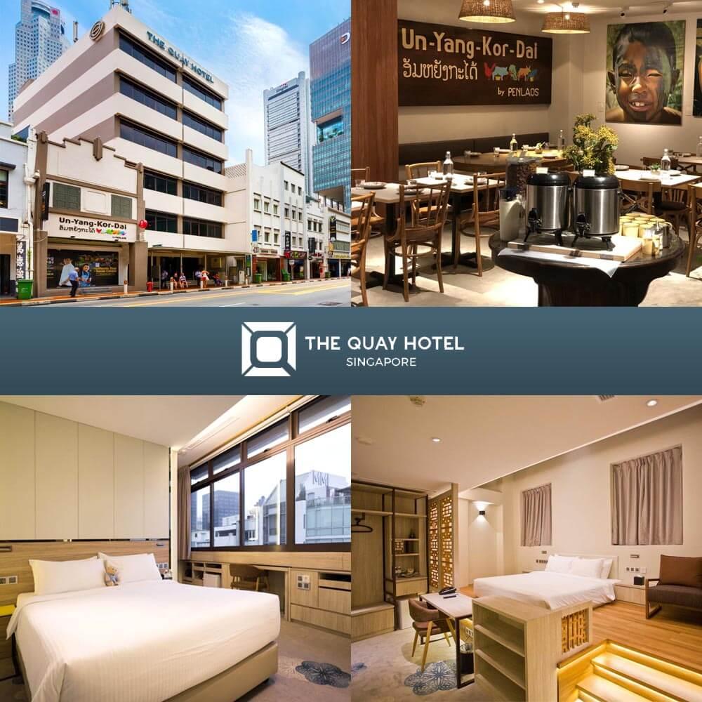 碼頭酒店 The Quay Hotel