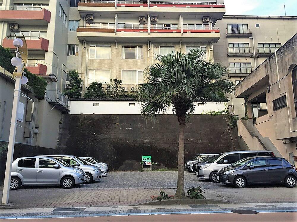 吟松花之溫泉酒店 Hana no Onsen Hotel Ginsyo-停車場