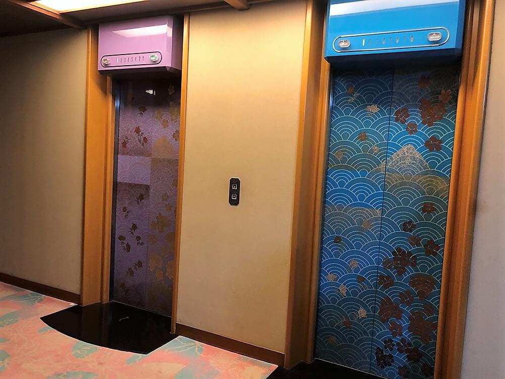 吟松花之溫泉酒店 Hana no Onsen Hotel Ginsyo - 電梯