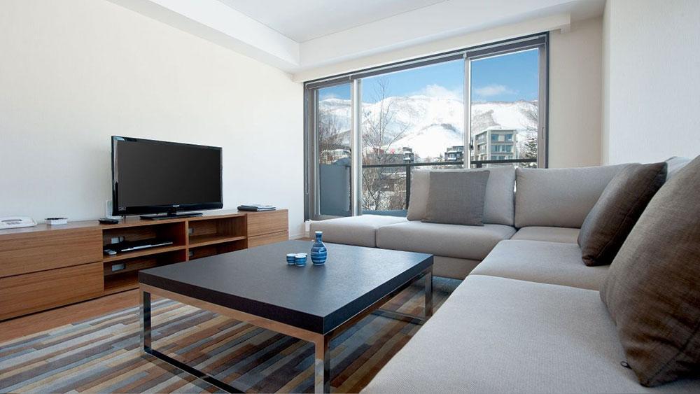 Hyatt House Niseko - 2 bedrooms suite