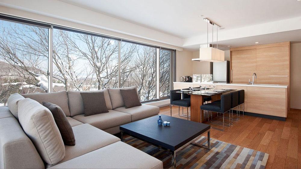 Hyatt House Niseko - 3 bedrooms suite