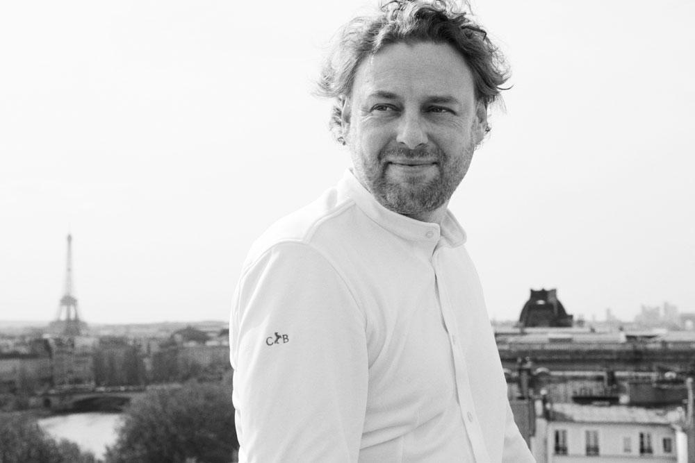 米芝蓮三星廚師Arnaud Donckele