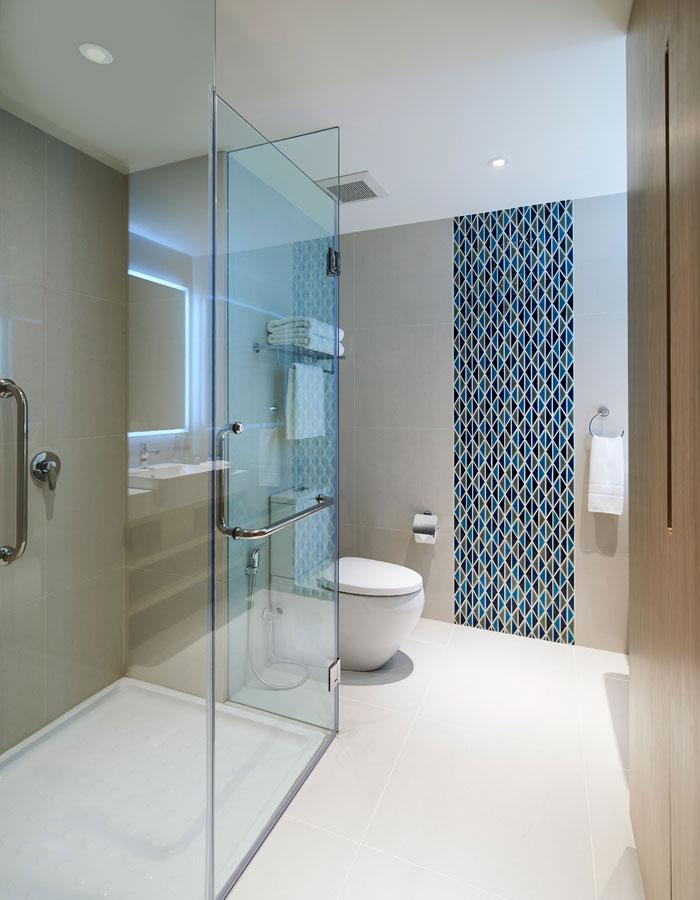 布吉傲舍酒店 OZO Phuket - 浴室