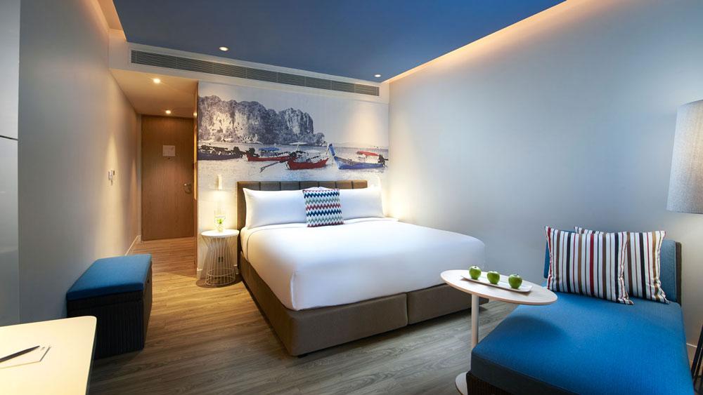 布吉傲舍酒店 OZO Phuket - Dream客房