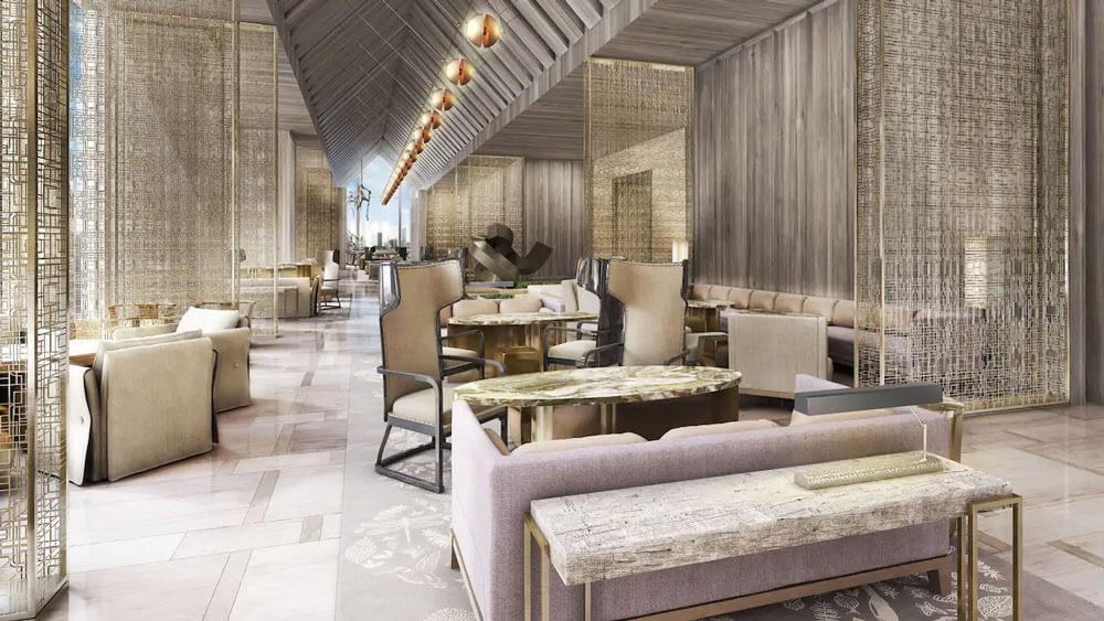 Park Hyatt Shenzhen 深圳柏悅酒店-悅廳 Lounge