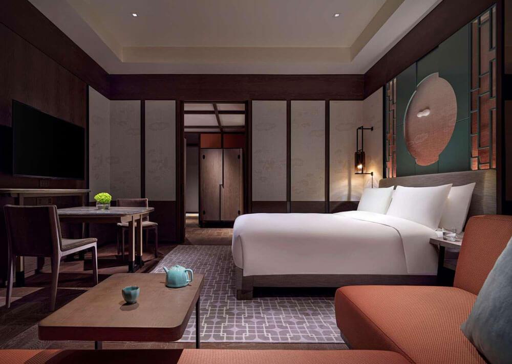 Park Hyatt Shenzhen 深圳柏悅酒店-大床客房