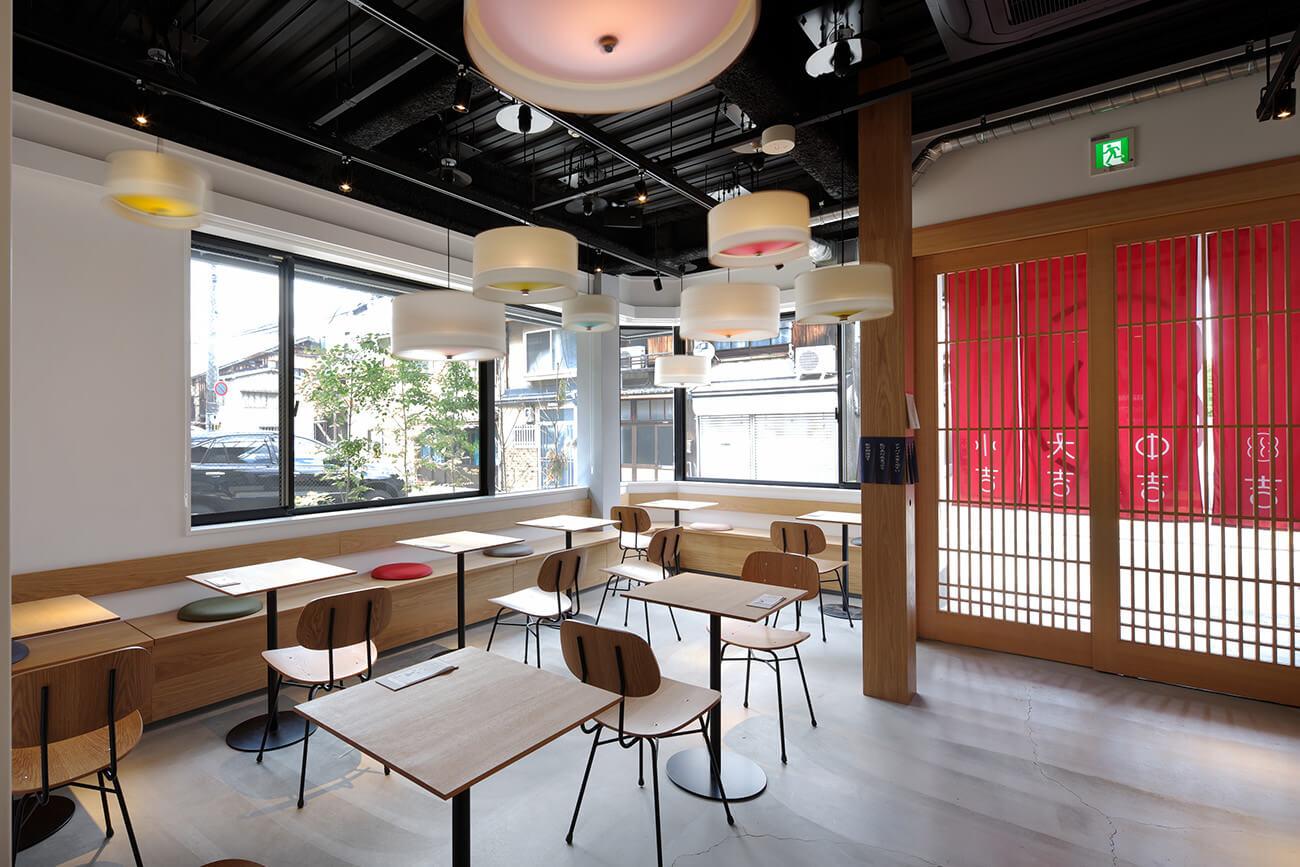 不思議な宿 Fushigina Yado-喫茶店Cafe