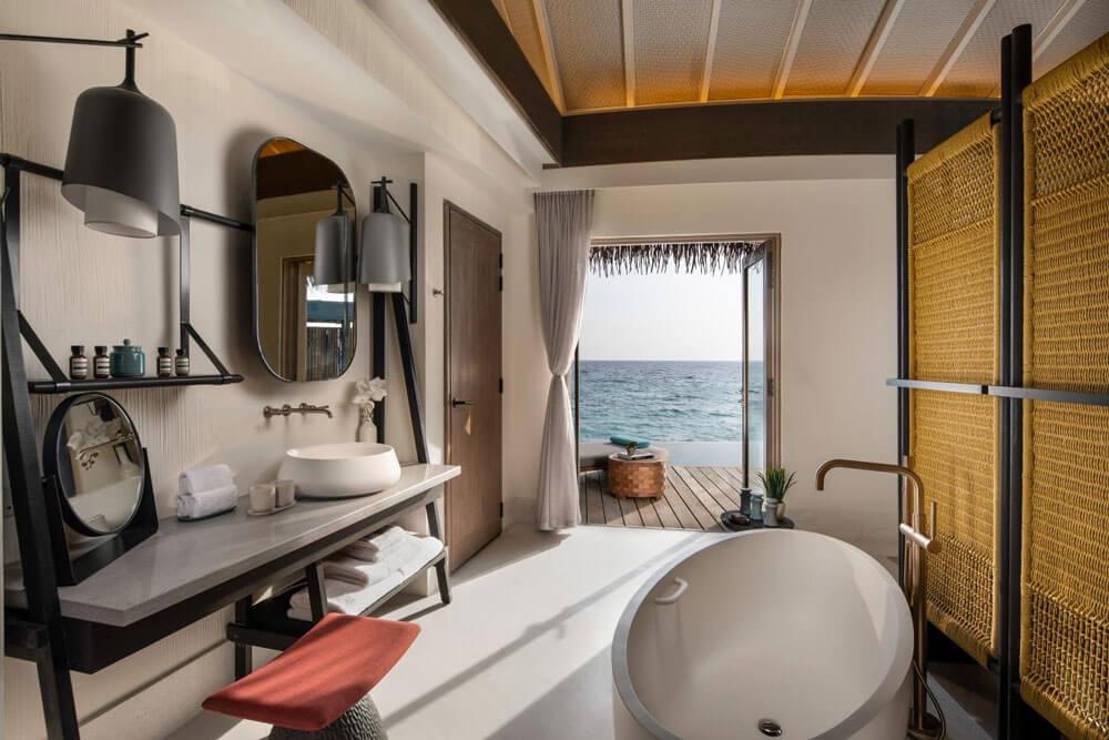 水上別墅-浴室