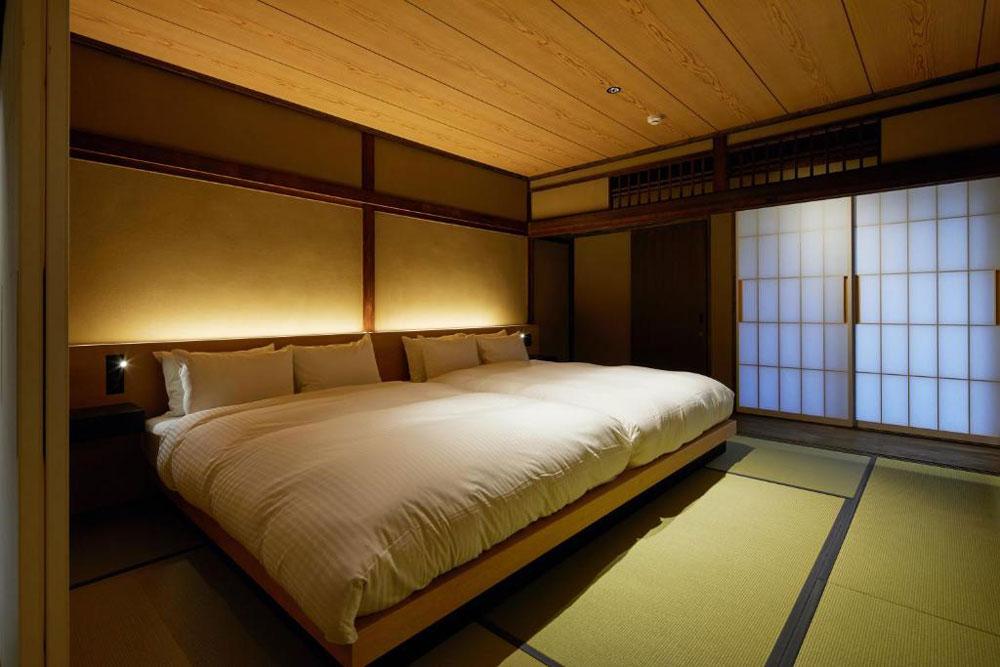 YADORU KYOTO 抹茶之宿雙人房