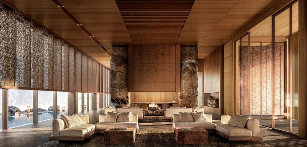 Aman Niseko 北海道安縵酒店