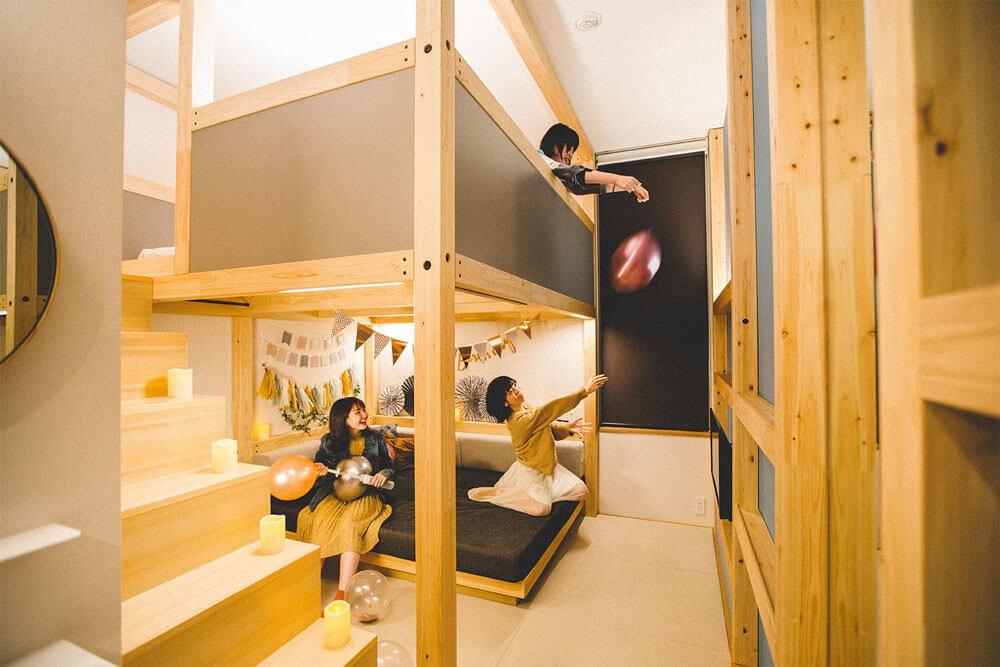 BEB5輕井澤-YAGURA Room