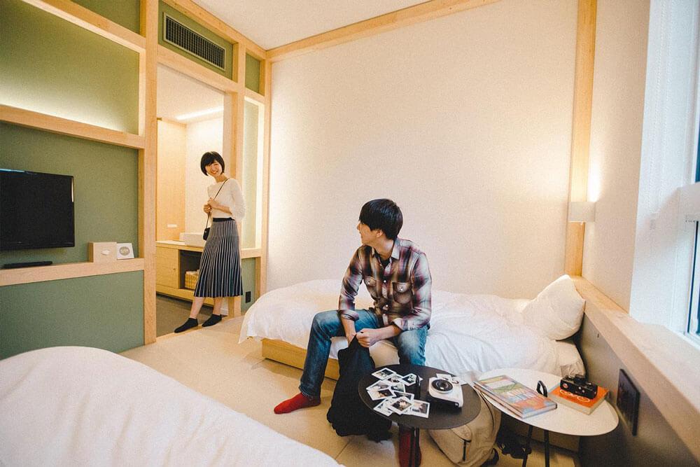 BEB5輕井澤-Twin Room