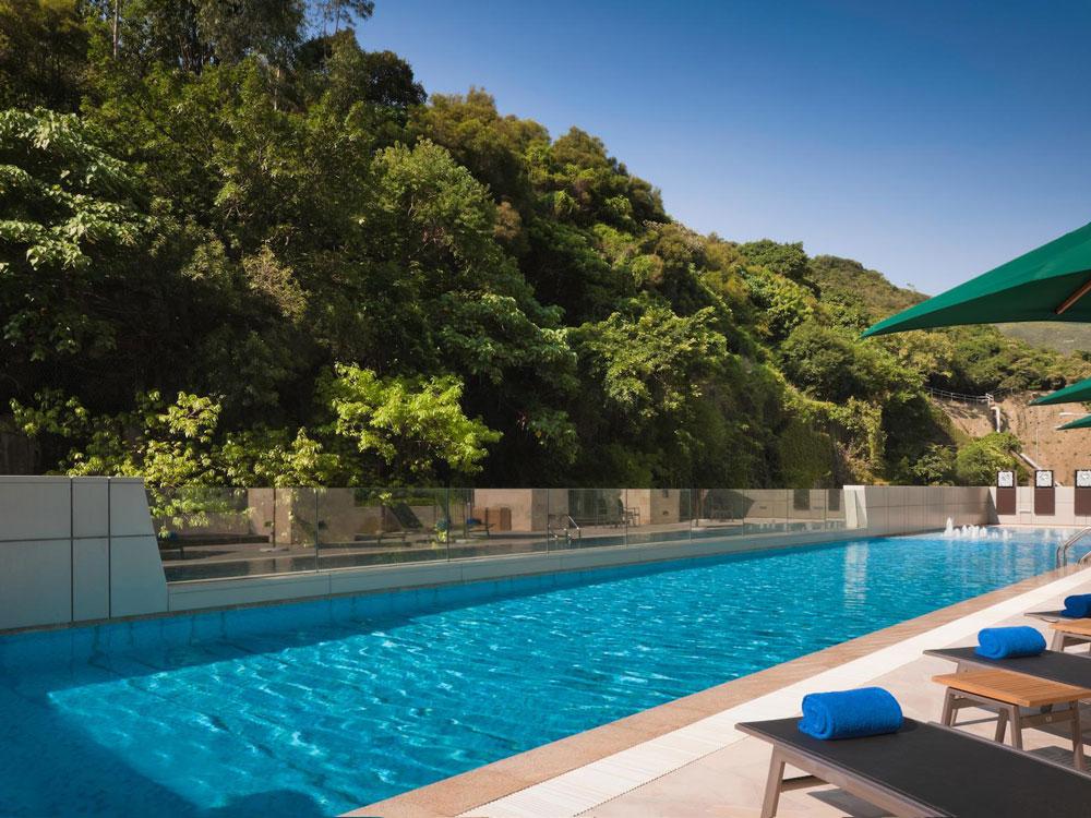 如心南灣海景酒店-室外泳池