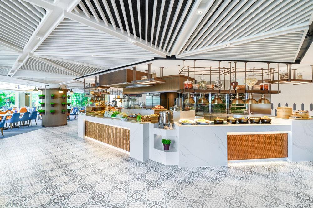 香港黃金海岸酒店-酒店餐廳