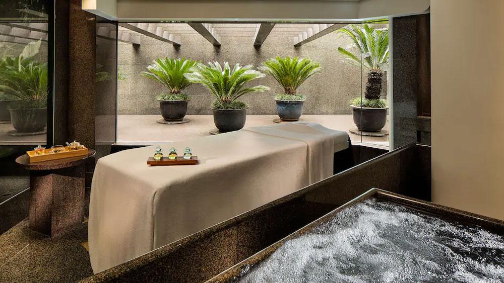 香港君悅酒店-SPA