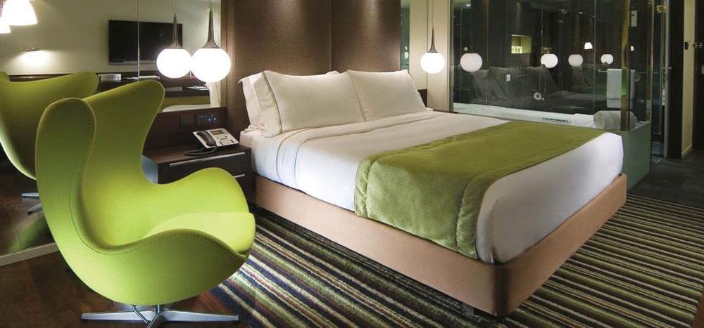 香港美麗華酒店-城景客房