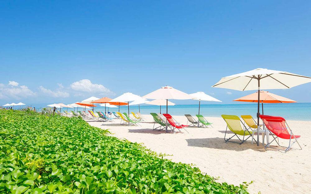 星野Risonare小濱島-私人海灘