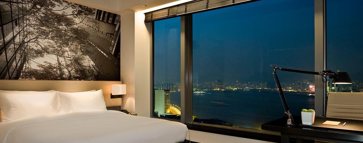 香港東隅-海景客房