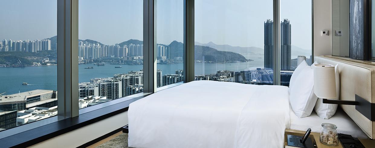 香港東隅-海景精選客房