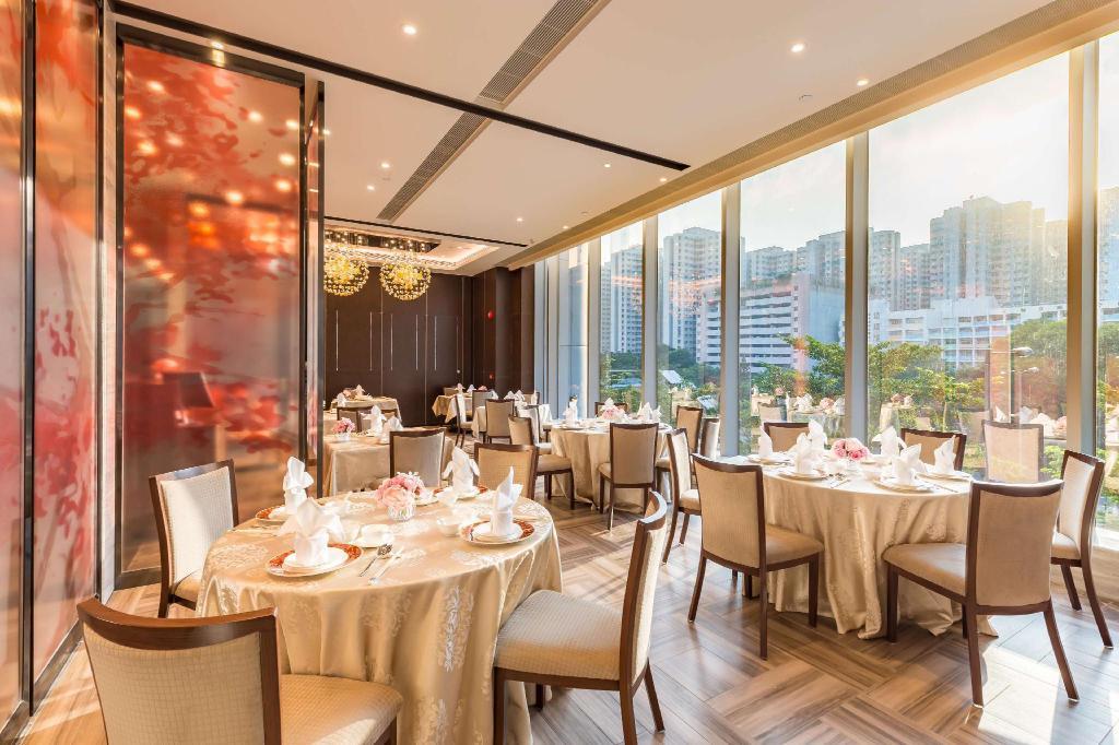 香港旺角希爾頓花園酒店-中菜餐廳