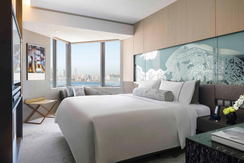 香港維港凱悅尚萃酒店-雙人/雙床房