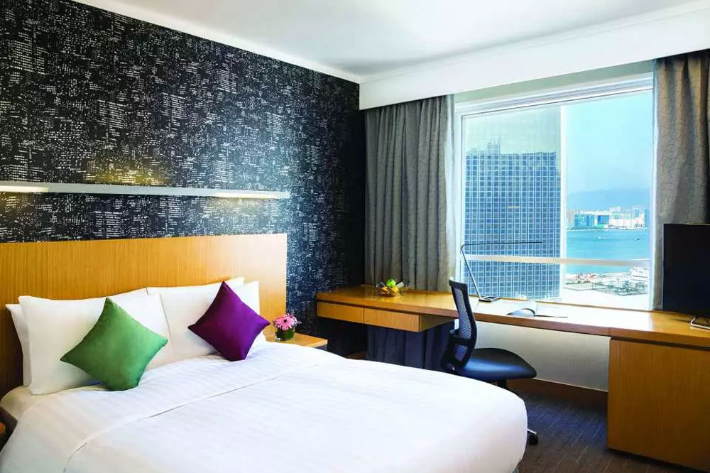 香港諾富特世紀酒店-高級客房