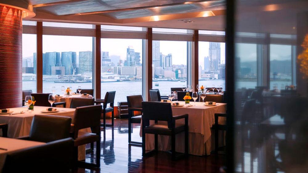 香港四季酒店-龍景軒