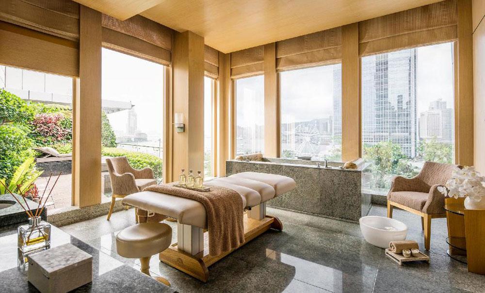 香港四季酒店-水療中心