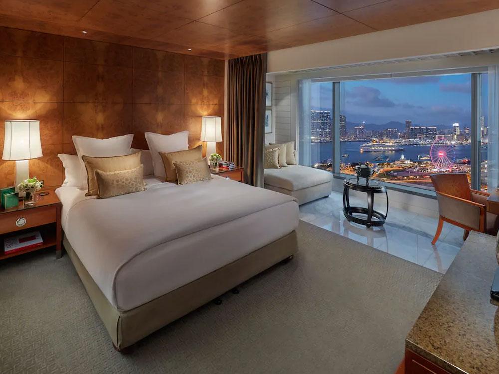 香港文華東方酒店-海景客房