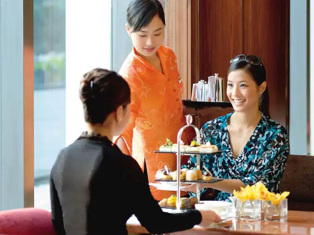 香港文華東方酒店-快船廊